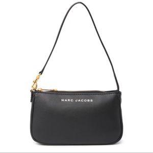Marc Jacobs City Slick Shoulder Bag Black NWOT